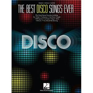 COMPILATION - THE BEST DISCO SONGS EVER P/V/G
