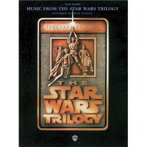 WILLIAMS JOHN - MUSIC FROM THE STAR WARS TRILOGY EASY PIANO (SPECIAL EDITION)