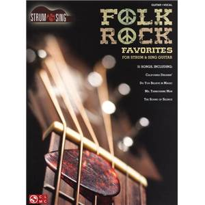 COMPILATION - STRUM & SING FOLK ROCK FAVORITES