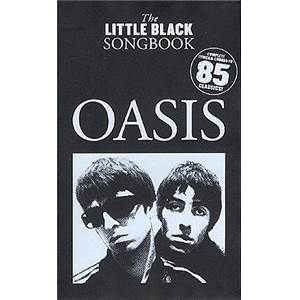 OASIS - LITTLE BLACK SONGBOOK PLUS DE 80 CHANSONS FORMAT POCHE