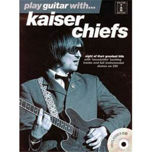 KAISER CHIEFS - PLAY GUITAR WITH... + CD