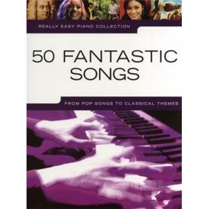 COMPILATION - REALLY EASY PIANO 50 FANTASTIC HITS