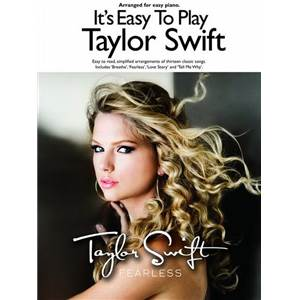 SWIFT TAYLOR - IT'EASY TO PLAY P/V/G