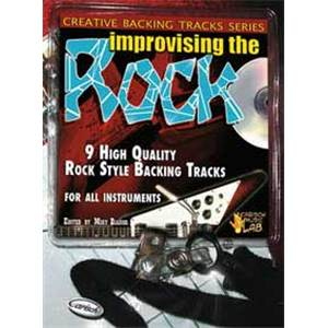 BIANCO MIKI - IMPROVISING THE ROCK + CD