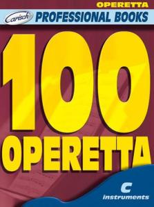 COMPILATION - 100 OPERETTA INTRUMENTS EN DO