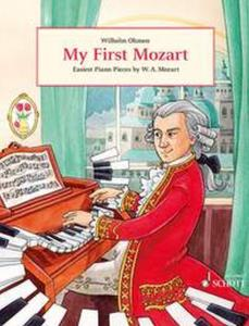 MY FIRST MOZART - PIANO