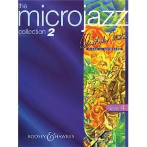 NORTON CHRISTOPHER - MICROJAZZ VOL.2 LEVEL 4 PIANO