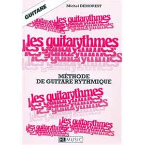 DEMOREST MICHEL - GUITARYTHMES (LES)