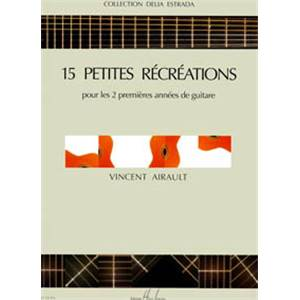 AIRAULT VINCENT - PETITES RECREATIONS (15)