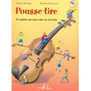 CHASTANG/HAMMANI - POUSSE-TIRE + CD - 2 OU 3 ALTOS