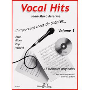 ALLERME JEAN MARC - VOCAL HITS VOL.1 + CD