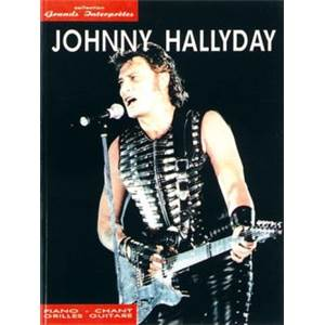 HALLYDAY JOHNNY - GRANDS INTERPRETES P/V/G