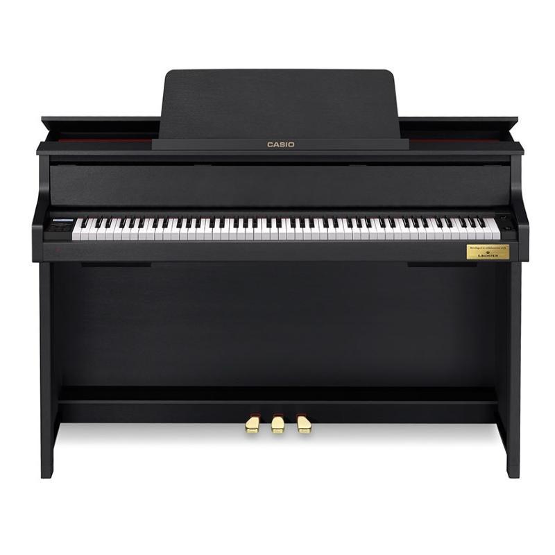 piano numerique meuble casio gp 300 bk paul. Black Bedroom Furniture Sets. Home Design Ideas