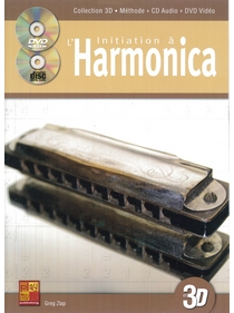 Greg Szlap - Initiation � l'harmonica