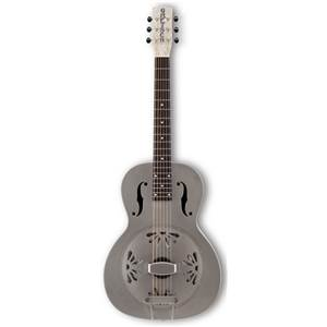 GUITARE A RESONATEUR GRETSCH RESONATOR G 9201 HONEY DEEPER METAL