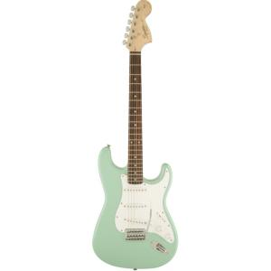 GUITARE ELECTRIQUE SQUIER AFFINITY STRATOCASTER ROSEWOOD SURF GREEN