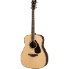 GUITARE FOLK ACOUSTIQUE YAMAHA FG830 NT
