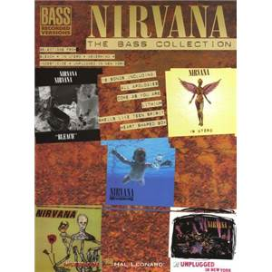 NIRVANA - THE BASS COLLECTION TAB.