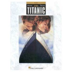 COMPILATION - TITANIC FOR FLUTE + CD