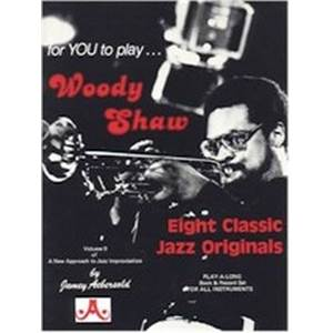 SHAW WOODY - AEBERSOLD 009 8 CLASSICS JAZZ ORIGINAL + CD