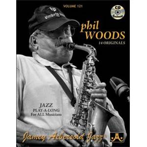 WOOD PHIL - AEBERSOLD 121 + CD