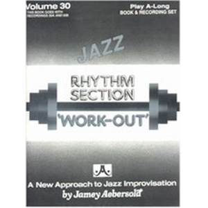 AEBERSOLD JAMEY - VOL. 030B RHYTHM BASS / DRUM + CD