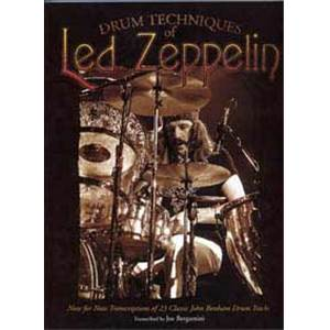 LED ZEPPELIN - DRUM TECHNIQUES 23 CLASSICS