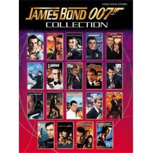 COMPILATION - JAMES BOND 007 COLLECTION P/V/G