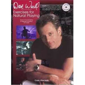 WECKL DAVE - EXERCICES FOR A NATURAL PLAYING + CD