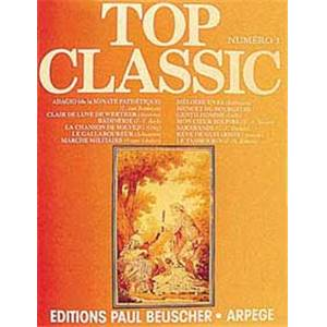 COMPILATION - TOP CLASSIC VOL.3 LIGNE MELODIQUE ET ACCORDS