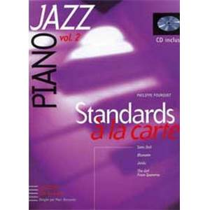 BERCOVITZ M. - STANDARDS A LA CARTE VOL.2+ CD
