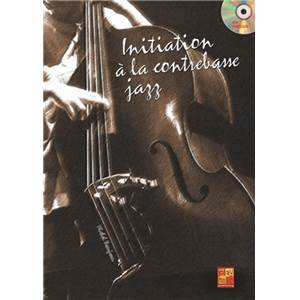 BEAUJEAN M. - INITIATION CONTREBASSE JAZZ + CD