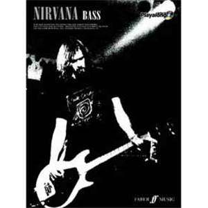 NIRVANA - AUTHENTIC BASS PLAY ALONG + CD