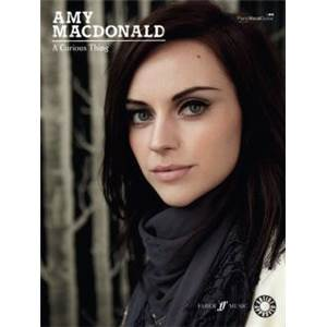 MACDONALD AMY - A CURIOUS THING P/V/G