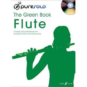 COMPILATION - PURE SOLO GREEN VOL.FLUTE + CD