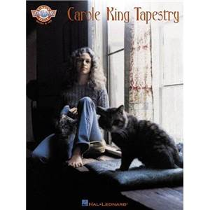KING CAROLE - TAPESTRY FINGERSTYLE GUITAR