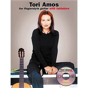 AMOS TORI - FOR FINGERSTYLE GUITAR + CD