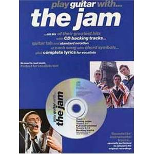 JAM THE - PLAY GUITAR WITH TAB. + CD
