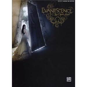 EVANESCENCE - OPEN DOOR (THE) GUITAR TAB