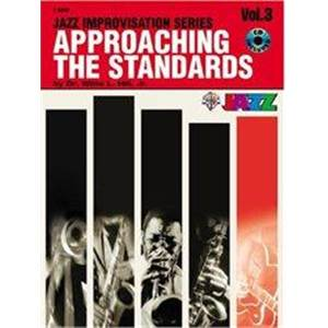 COMPILATION - APPROACHING THE STANDARDS VOL.3 IN C + CD