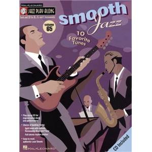 COMPILATION - JAZZ PLAY ALONG VOL.065 SMOOTH JAZZ + CD