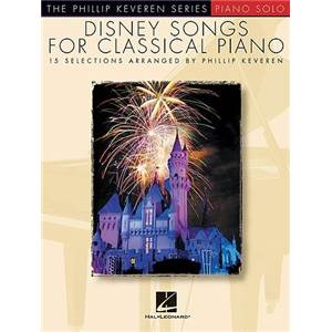 KEVEREN PHILLIP - PIANO SOLOS DISNEY SONGS