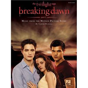 BURWELL CARTER - TWILIGHT 4 : BREAKING DAWN PART 1 PIANO SOLO