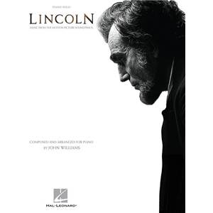 WILLIAMS JOHN - LINCOLN B.O. PIANO SOLO