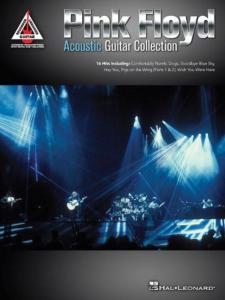 PINK FLOYD - ACOUSTIC GUITAR COLLECTION GUITAR RECORDED VERSIONS TAB.