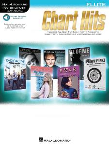 COMPILATION - INSTRUMENTAL PLAY-ALONG: CHART HITS FLUTE + AUDIO ACCES ONLINE