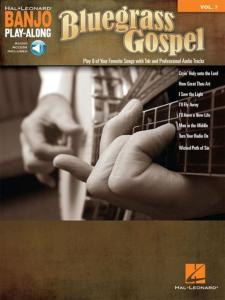 COMPILATION - BANJO PLAY-ALONG VOL.07 BLUEGRASS GOSPEL + ONLINE AUDIO ACCESS