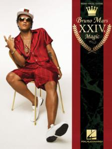 MARS BRUNO - 24K MAGIC P/V/G
