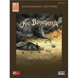 BONAMASSA JOE - DUST BOWL GUITAR TAB
