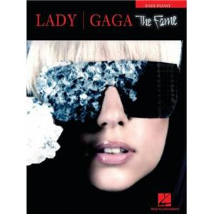 LADY GAGA - THE FAME FOR EASY PIANO